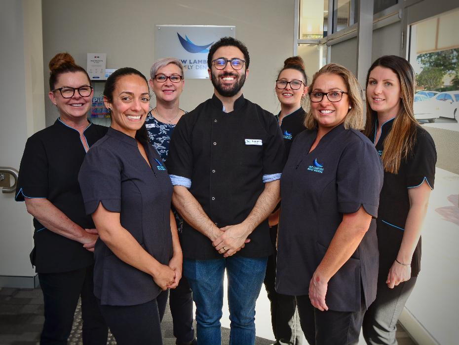 The team at New Lambton Family Dental